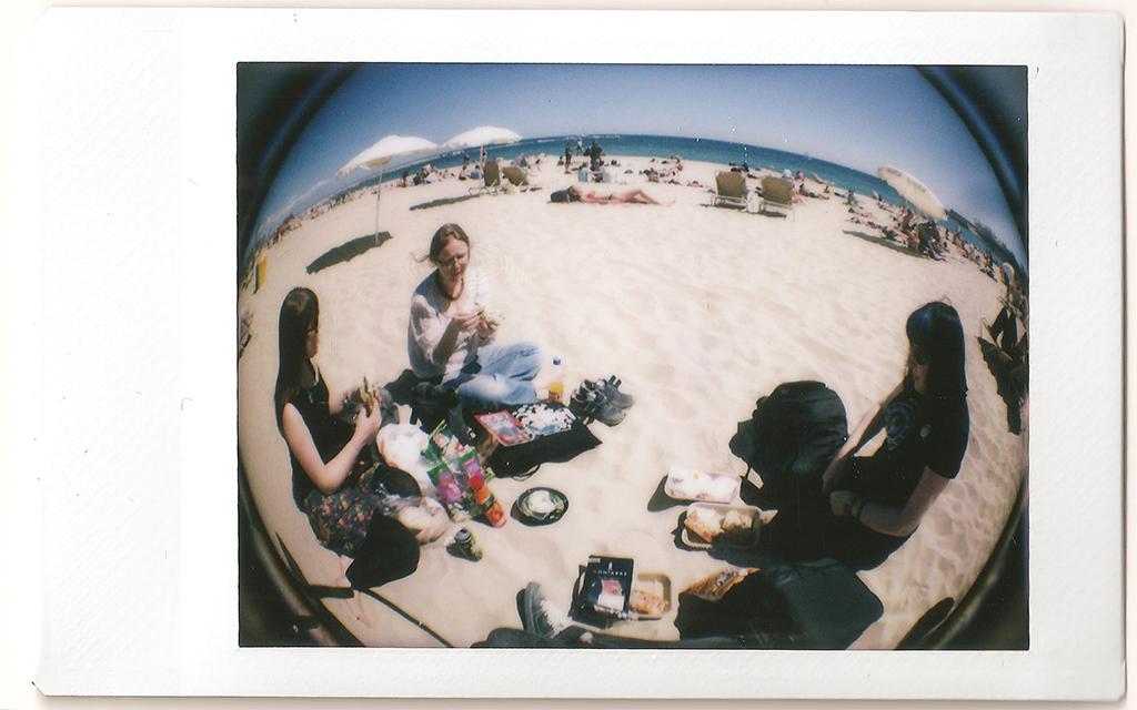BlytheCon Beach Picnic