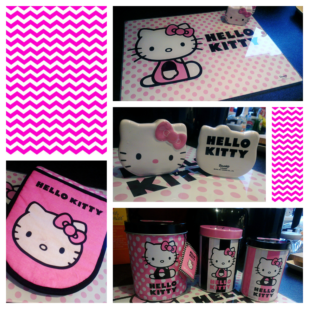 Hello Kitty – Kawaii Kitchen