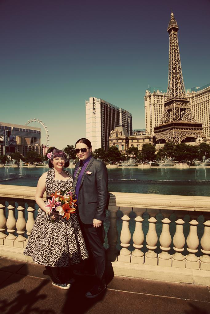Las Vegas Bellagio Wedding