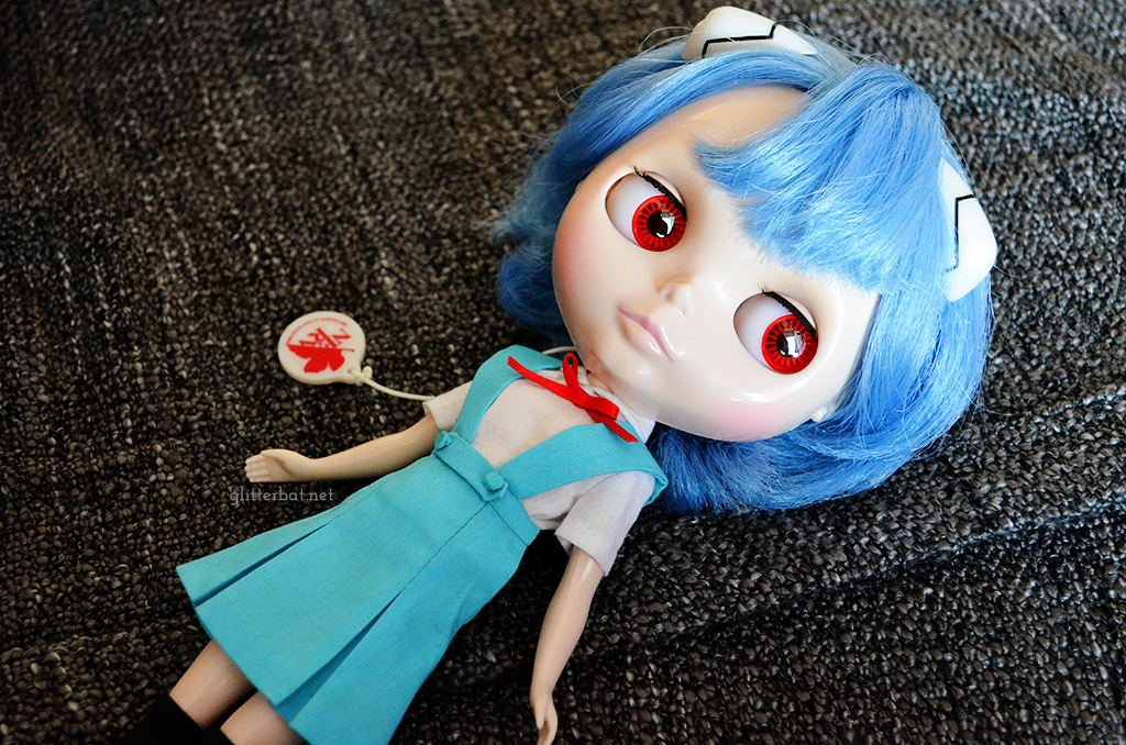 Rei Ayanami Doll - School Uniform