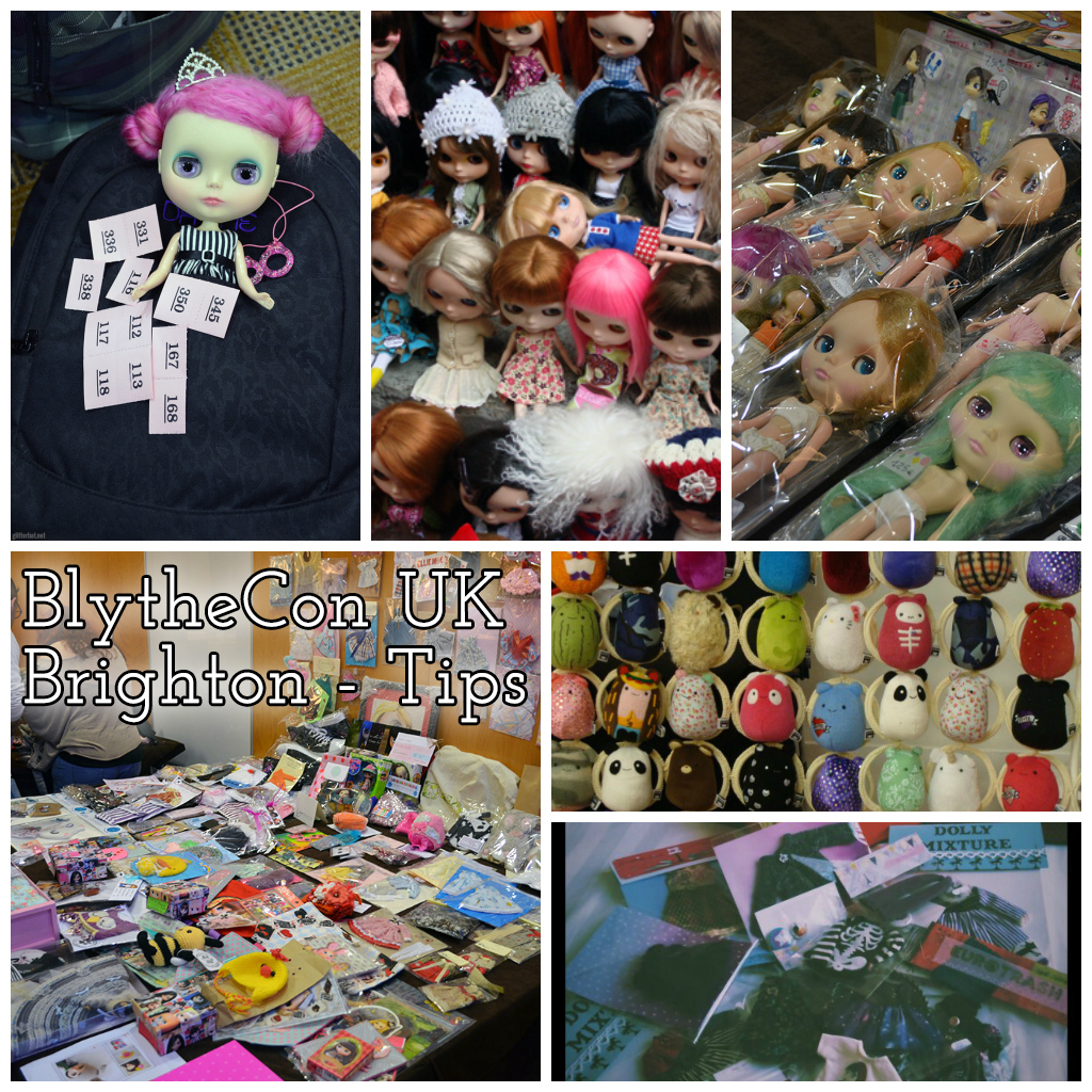 BlytheCon UK Tips For Newbies