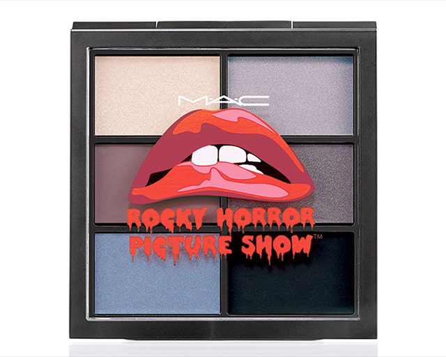 MAC x Rocky Horror Palette
