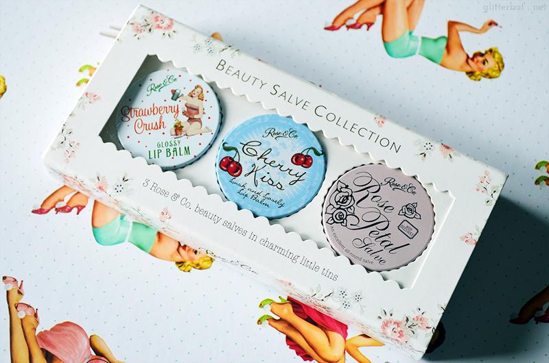 Rose & Co. Beauty Salve Gift Set