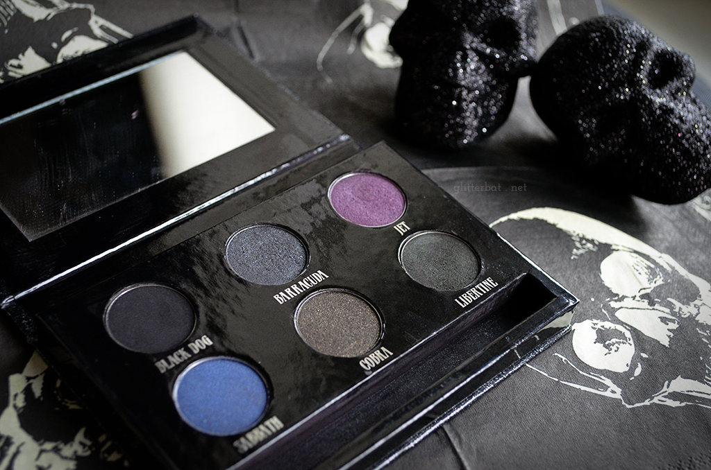 Urban Decay – Black Palette Review