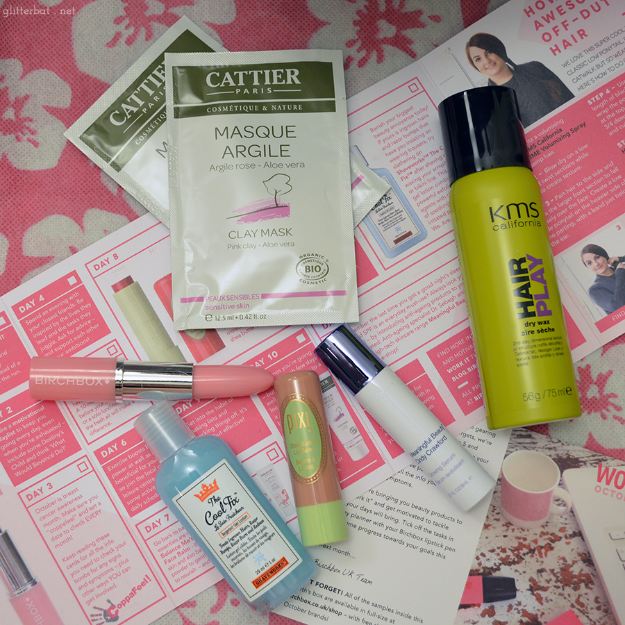 Birchbox UK – October 2014