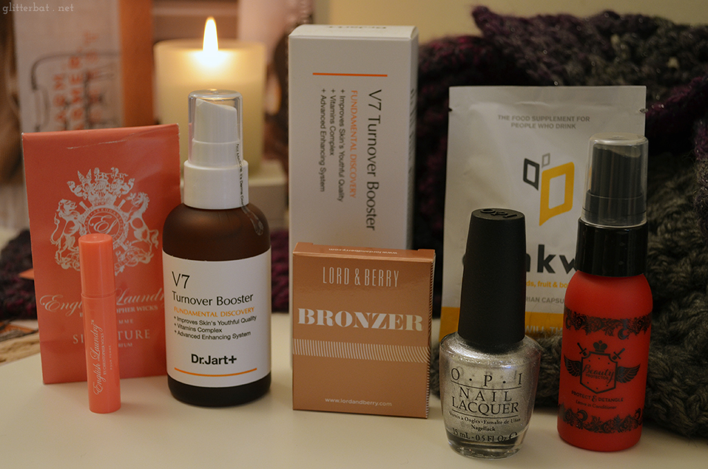 Birchbox UK – November 2014