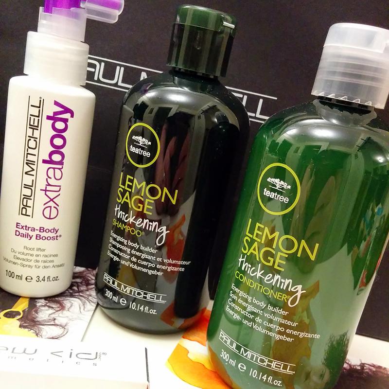 Paul Mitchell Lemon Sage Shampoo & Conditioner