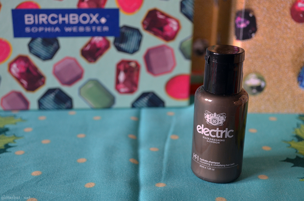 Electric Hair Shampoo