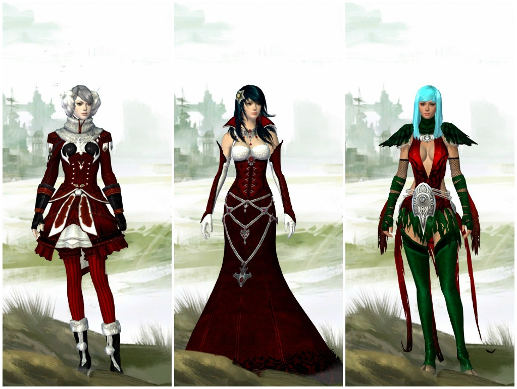 Guild Wars 2 Wintersday Style