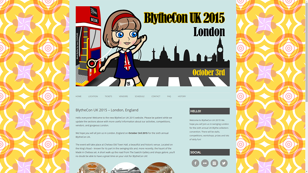 BlytheCon UK 2015 - London