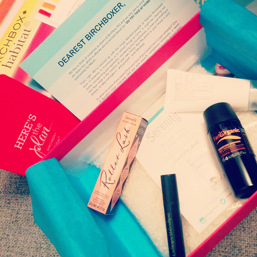 Birchbox UK – March 2015