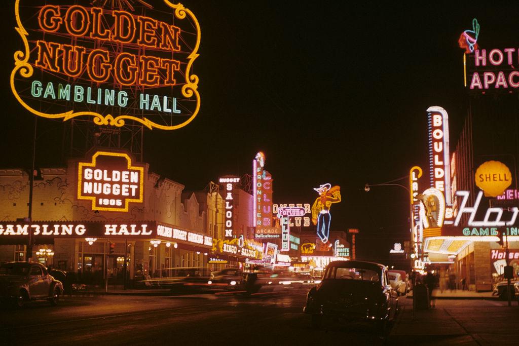 1950s Las Vegas