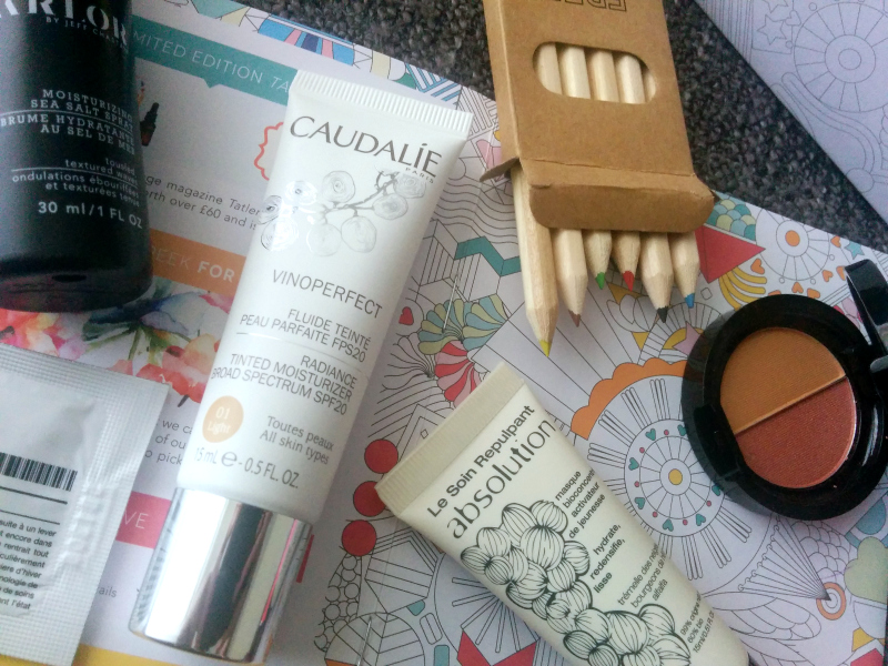 Birchbox UK – May 2015