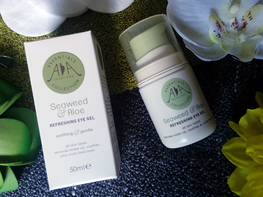 AA Skincare Seaweed & Aloe Eye Gel Review