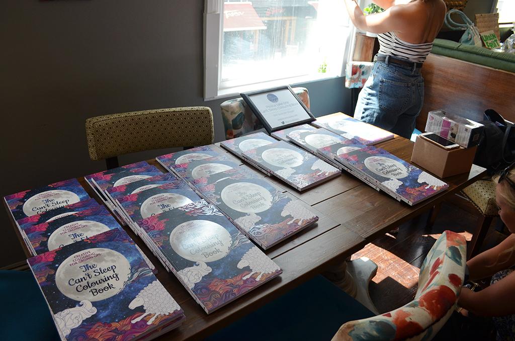 #TheCityGirls Leeds Colouring Books