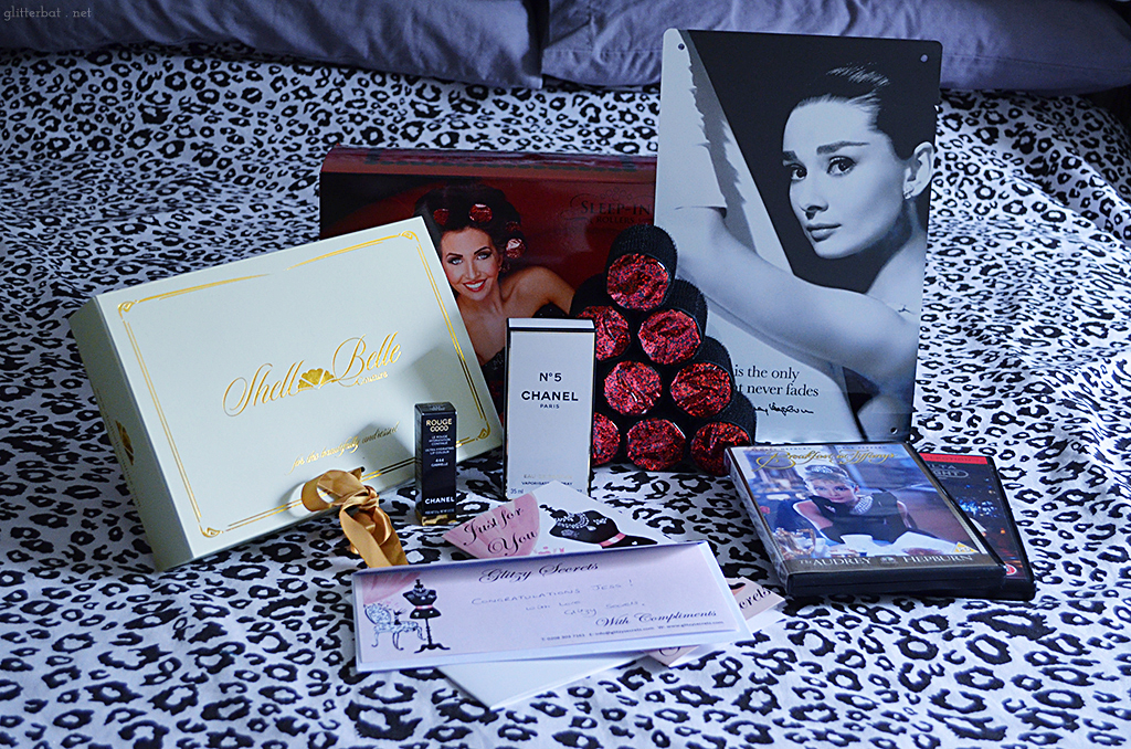 Glitzy Secrets - Find Your Style Era Prize