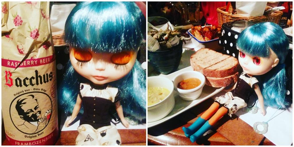 Penn - Custom Blythe Doll BCUK 2015