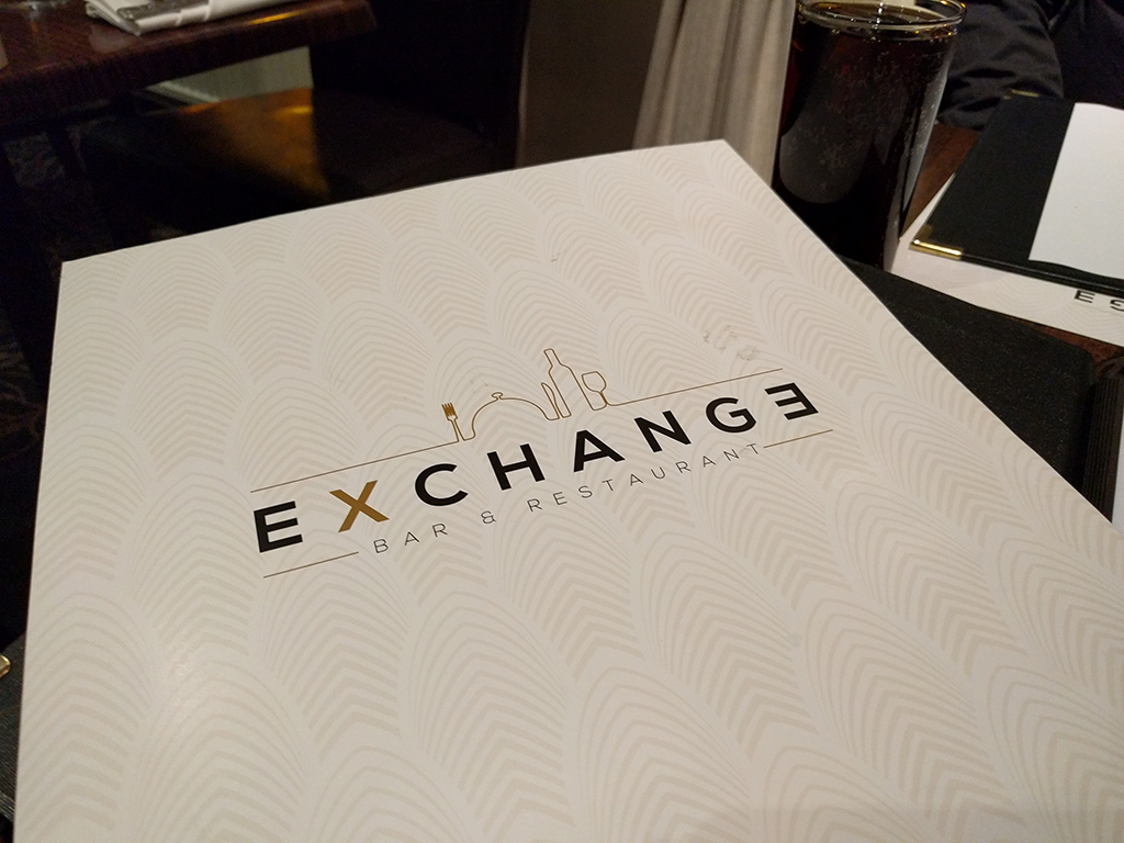 Exchange Restaurant - Great Victoria Hotel Bradford