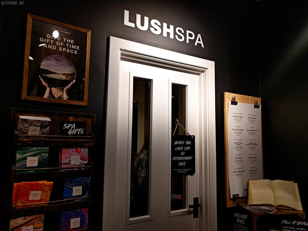 Lush Spa Leeds