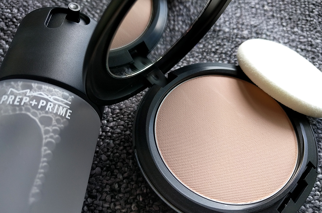 MAC Studio Fix Powder Foundation NW10 Review