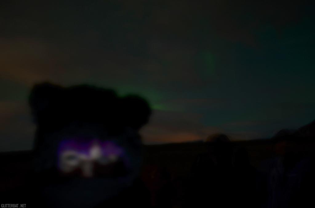 Northern Lights - Iceland