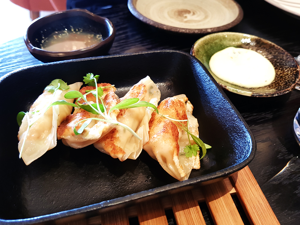 Issho Leeds – Bao & Bubbles Brunch