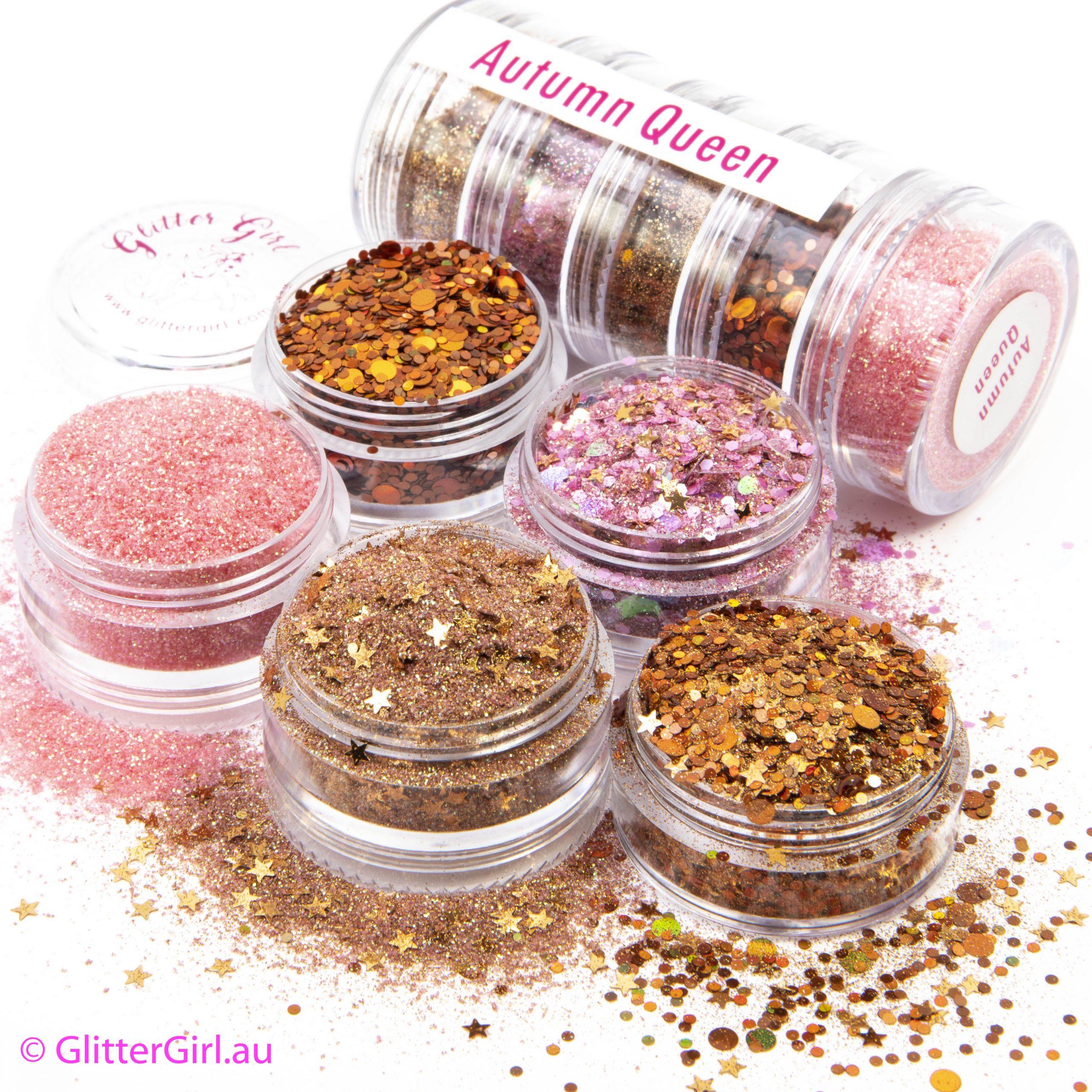 Autumn Queen Collection Eco Glitter Glitter Girl Loose Glitter