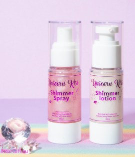 Unicorn Kiss Shimmer Bundles