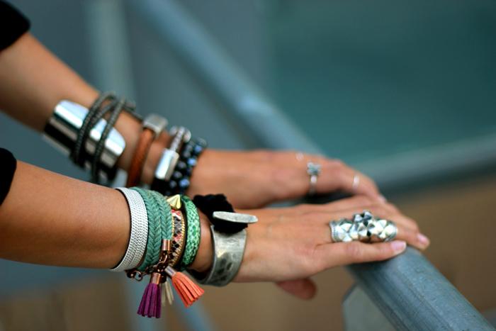 summer 2014 bracelets
