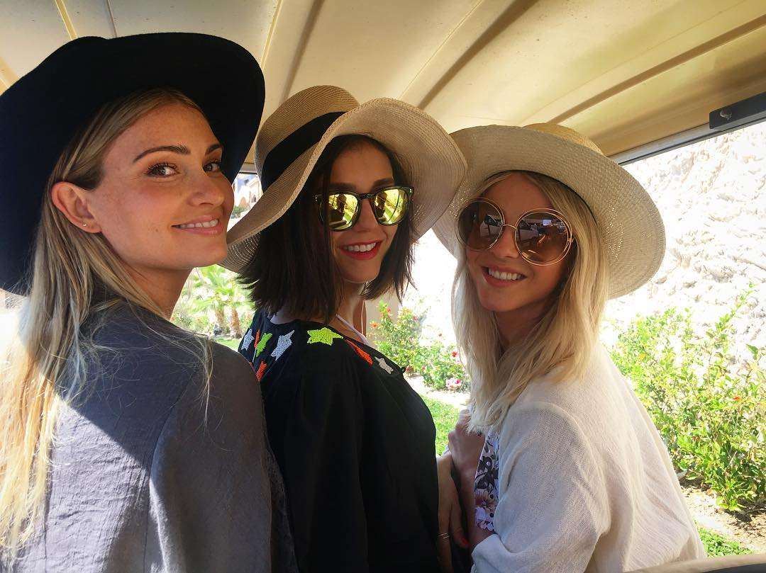 nina dobrev takes a vacation glitter magazine