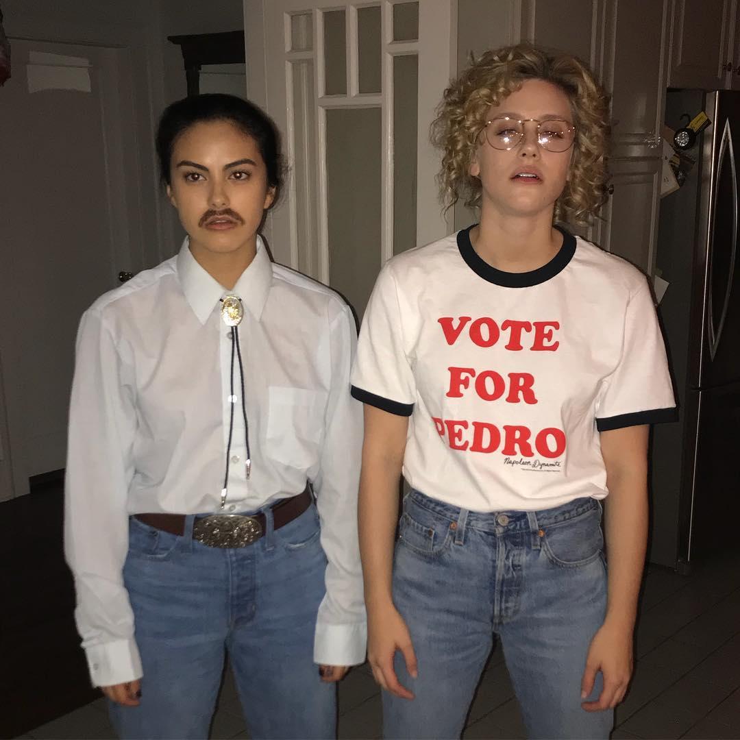 Halloween Duo.The Best Celeb Duo Halloween Costumes Glitter Magazine