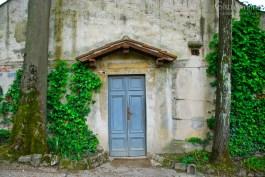 Blue Door Boboli