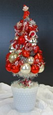 PEPPERMINT PADDY TOPIARY©Glittermoon Productions LLC 2012