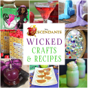 20 Wicked Disney Descendants Crafts And Recipes