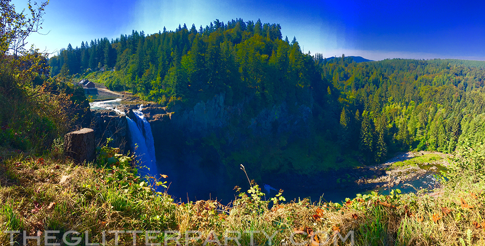 snoqualmie falls hike