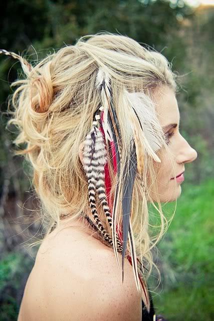 Ldc Designs Hair Feathers