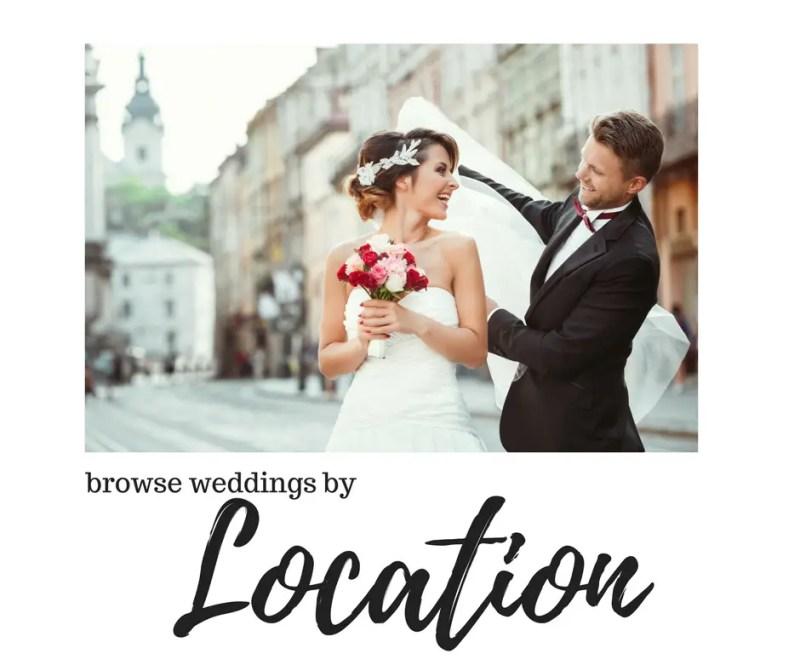 weddings by location