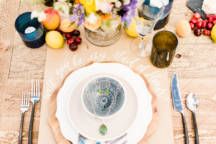 Bozeman, Montana Styled Shoot - Will you be my...