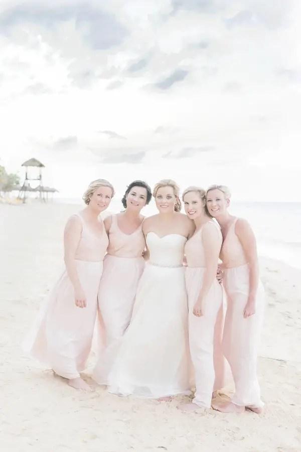 Beautiful Beach Wedding In Montego Bay Jamaica