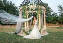 Terry Costa Wedding Dress