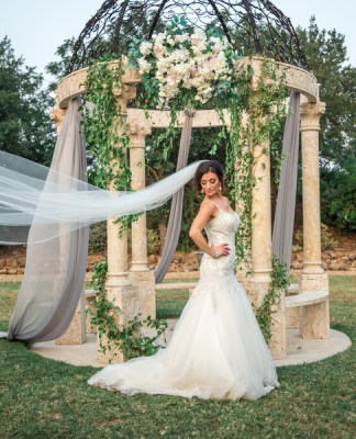 Terry Costa Wedding Dress