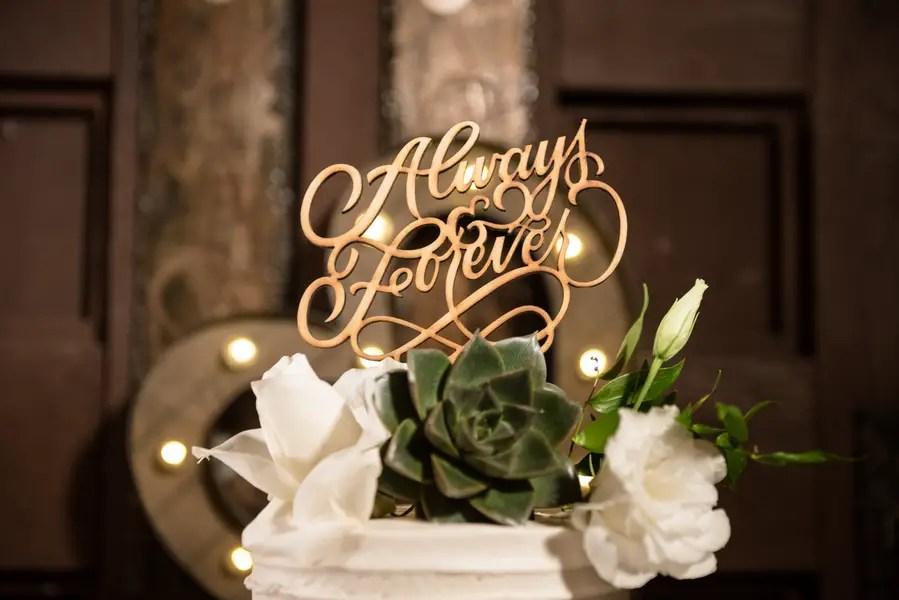 Enchanting Rustic Wedding At The Cooper Estate In Florida