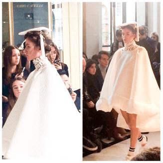 Bride 2 Fashion week haute couture bowie wong
