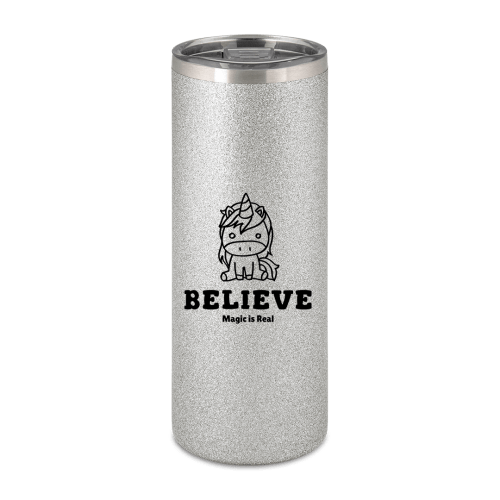 Believe – Magic is Real - Becher To Go