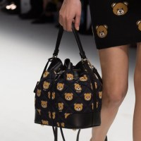 Moschino Fall 2015 - Teddy Bear Bag