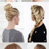 40 Cute and Easy Hairstyle Tutorials - HairSilver