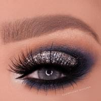 @champagnewhisper I'm loving navy blue as an alternative to black smokes at the moment.