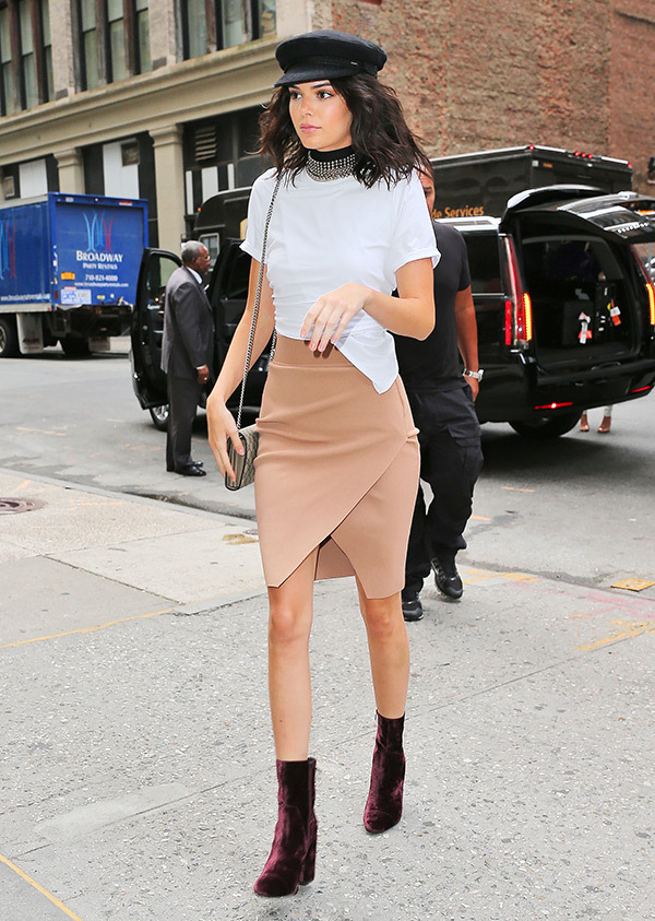Kendall Jenner in NYC