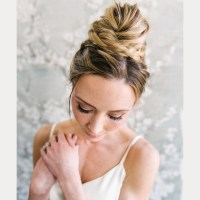 16 High Bridal Buns - Mon Cheri Bridals