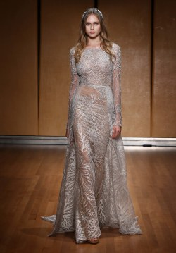 Inbal Dror Autumn Winter Bridal 2017 Collection | KOKO TV